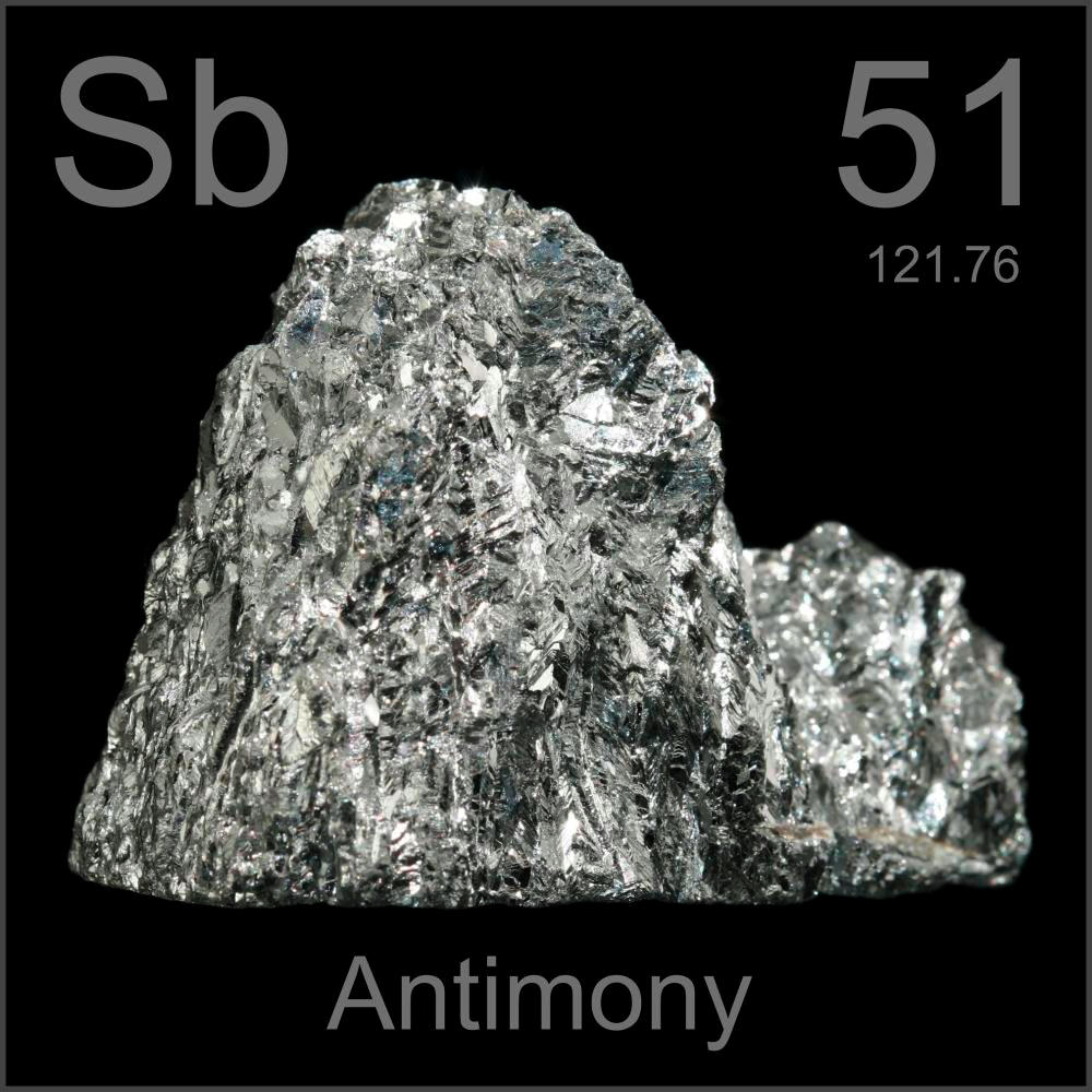 Pictures stories and facts about the element antimony in the pictures stories and facts about the element antimony in the periodic table urtaz Image collections