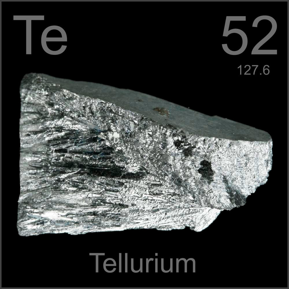 Pictures Stories And Facts About The Element Tellurium In The
