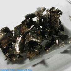 Praseodymium Sample from the Everest Set