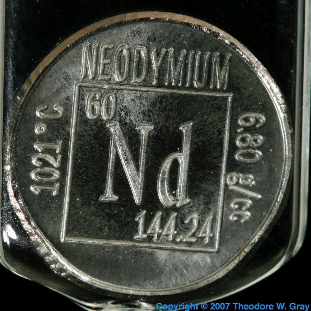 neodymium-element