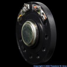 Neodymium Headphone speaker magnet