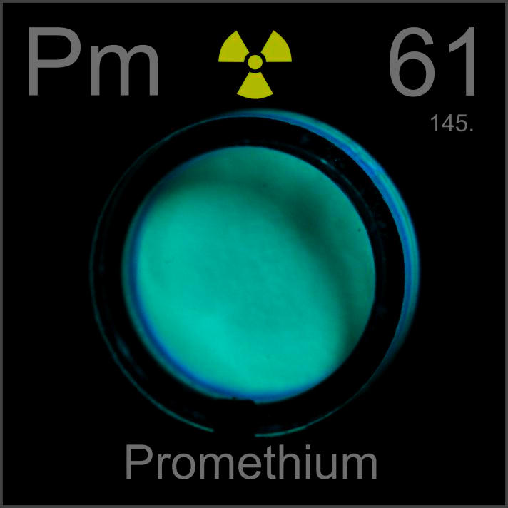 Promethium Luminous disk