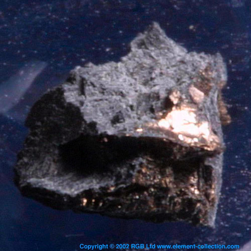 Europium Lump, a sample of the ...