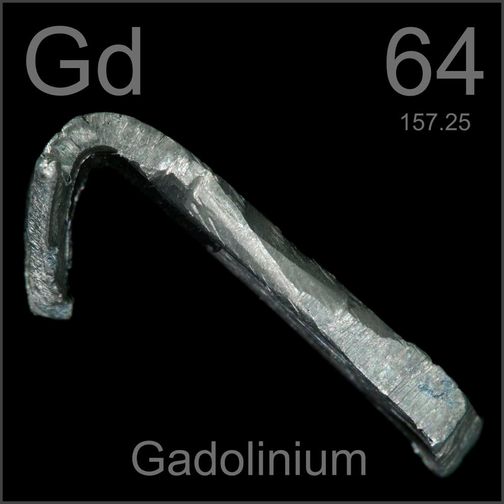 Pictures Stories And Facts About The Element Gadolinium In The
