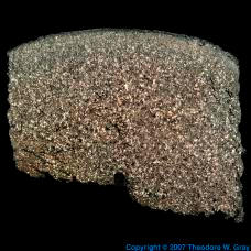 Terbium High purity crystal crust