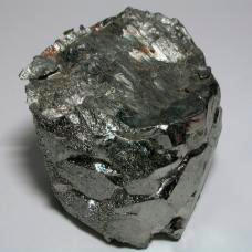 Hafnium Slice of very large hot wire decomposition rod