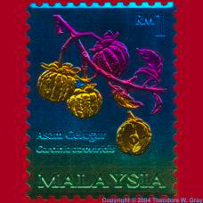 Tantalum Postage stamp cover