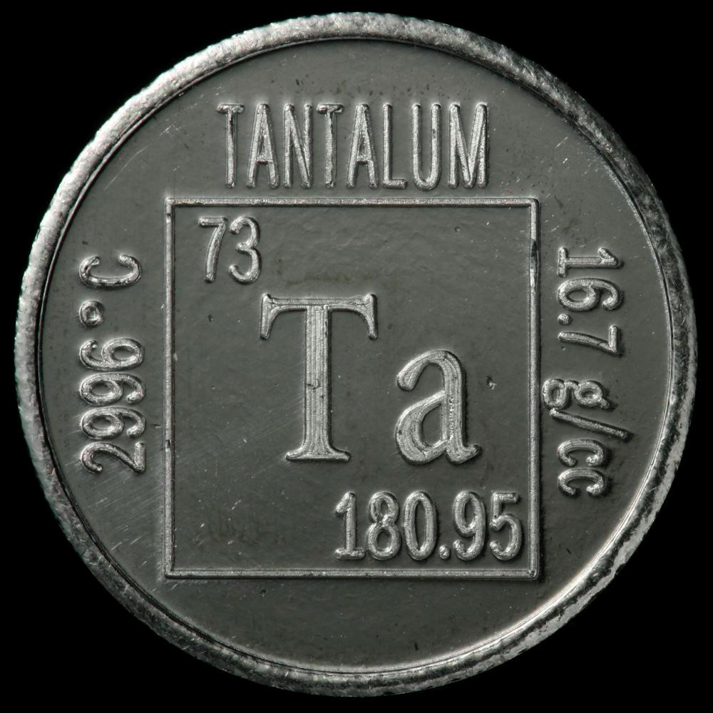 Pictures Stories And Facts About The Element Tantalum In The