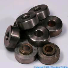 Tungsten Nuts