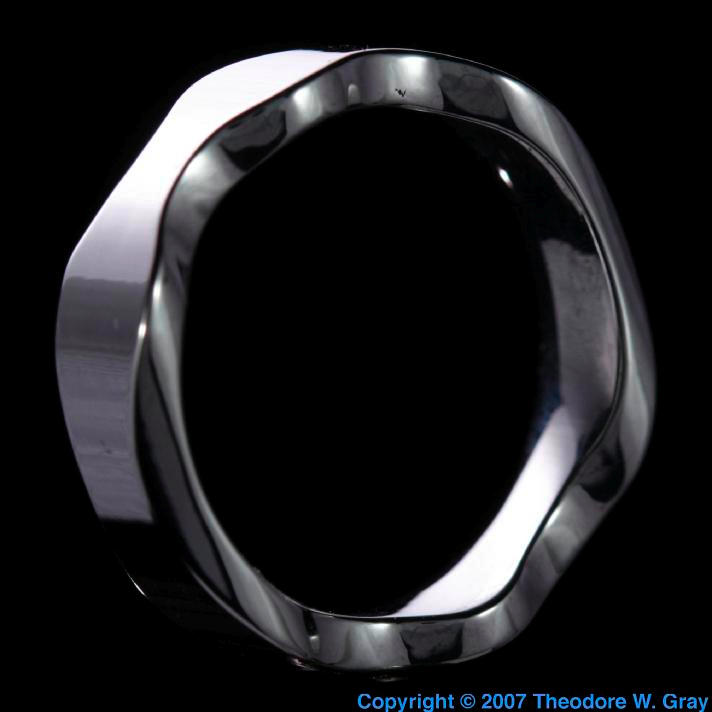 Tungsten Tungsten carbide ring