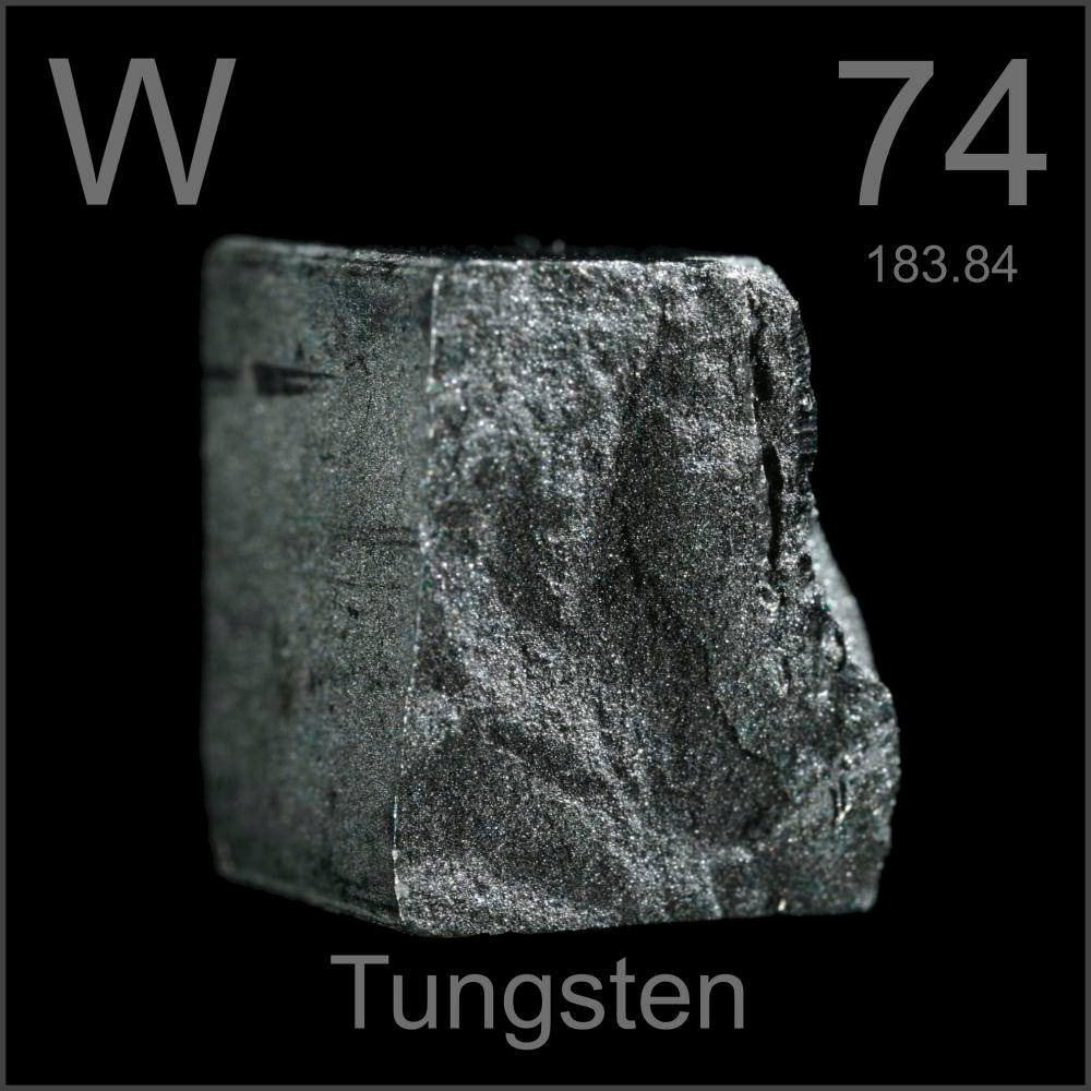 Pictures Stories And Facts About The Element Tungsten In The