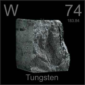 Pictures, stories, and facts about the element Tungsten in