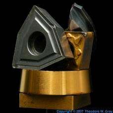 Tungsten Tungsten carbide inserts