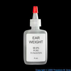 Tungsten Ear weights for dogs