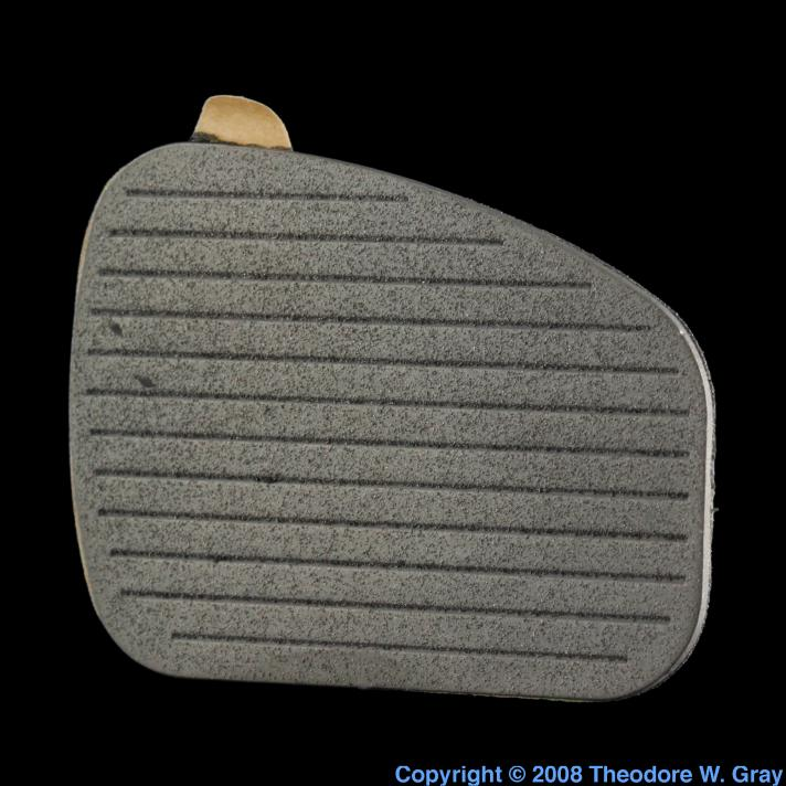 Tungsten Golf club insert
