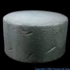 Rhenium Sintered button