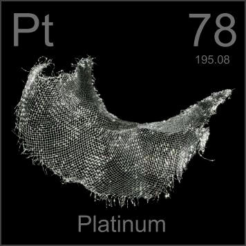 Pictures Stories And Facts About The Element Platinum In The