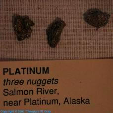 Platinum Native platinum
