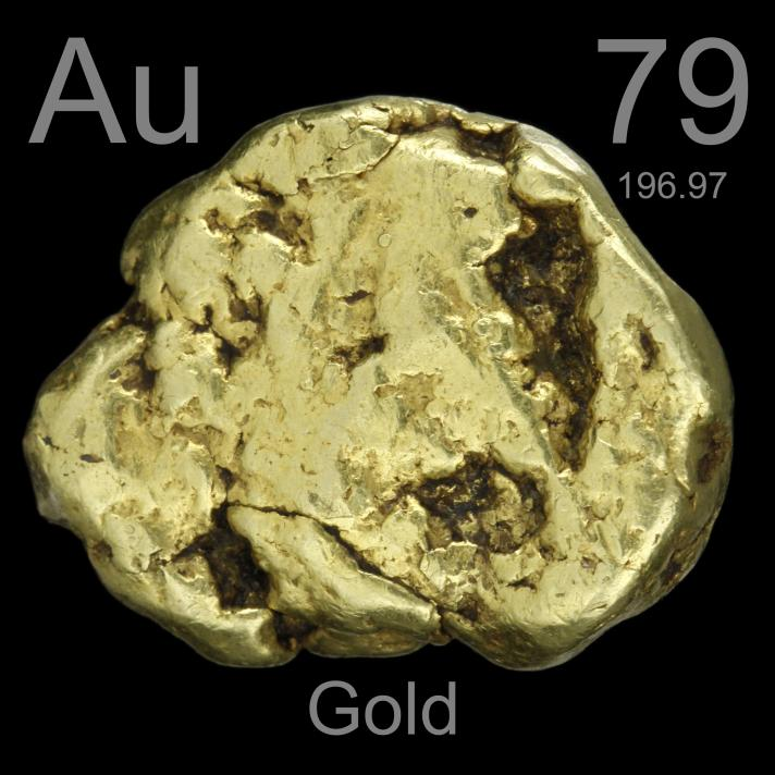 Gold Antique nugget