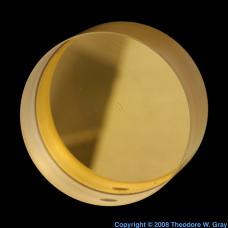 Gold IR mirror