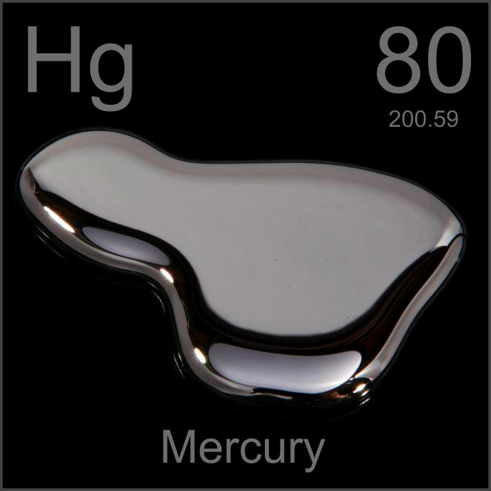Mercury Poster sample