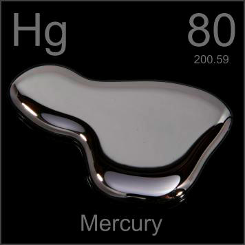 Pictures, stories, and facts about the element Mercury in the ...