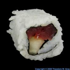 Mercury Sushi Roll