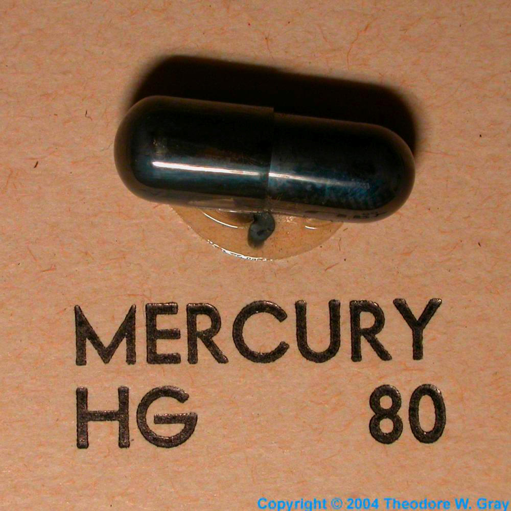 Pictures Stories And Facts About The Element Mercury In The