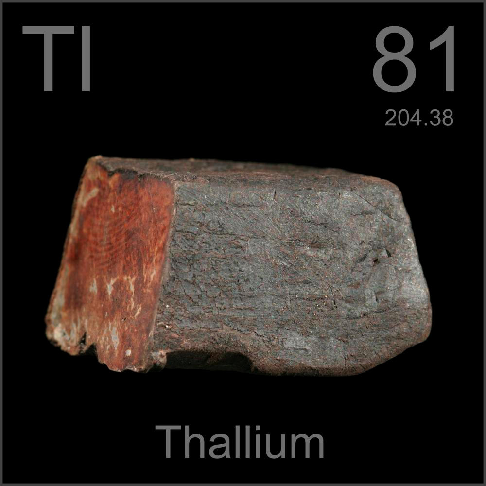 Basic information the symbol for thallium is ti atomic nu thinglink urtaz Choice Image