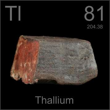 What Is Thallium At Room Temperature