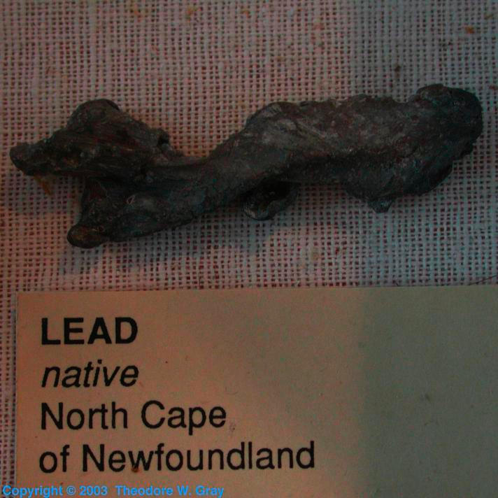 Lead Native lead