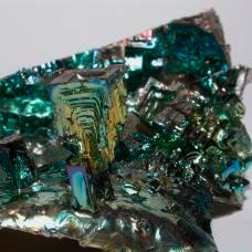 Bismuth Crystal garden