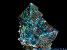 Bismuth German crystal