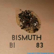 Bismuth Mini element collection