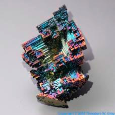 Bismuth Huge crystal