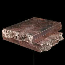 Bismuth Foundry ingot