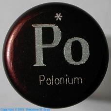 Polonium Sample from the Everest Set