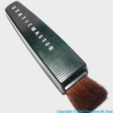 Polonium Antique Antistatic brush