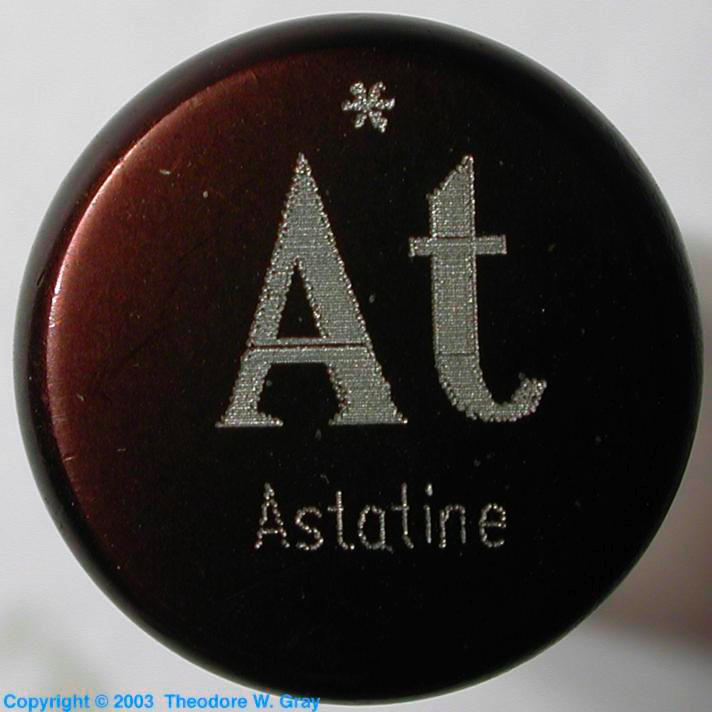 Astatine Sample from the Everest Set
