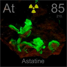 Astatine Poster sample