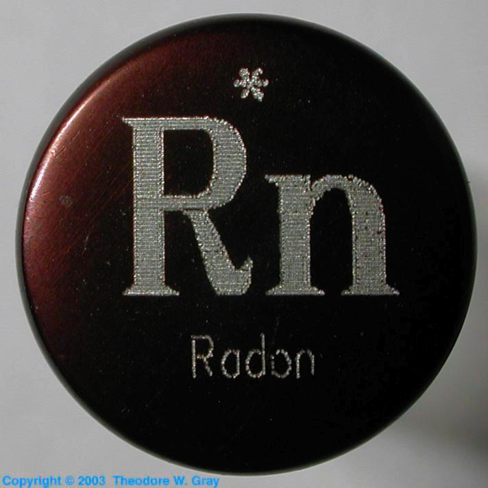 Radon Sample from the Everest Set