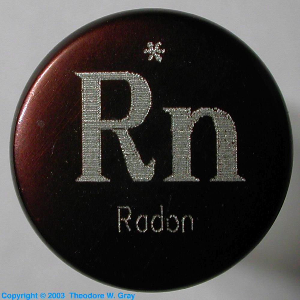 Sample from the everest set a sample of the element radon in the radon sample from the everest set gamestrikefo Image collections