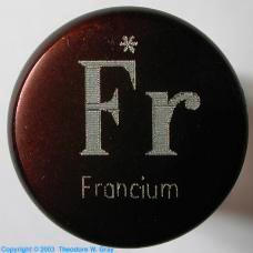 Francium Sample from the Everest Set