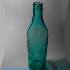 Radium Great Radium Spring Water Co, Inc, Pittsfield, Mass bottle