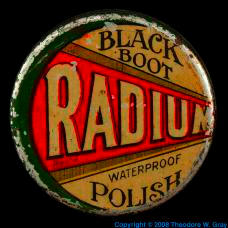 Radium Radium boot polish