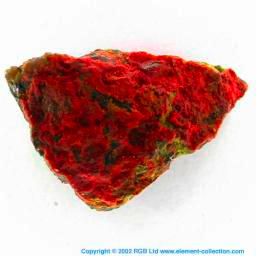 Pictures, stories, and facts about the element Actinium in