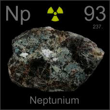 Neptunium Poster sample