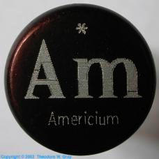 Americium Sample from the Everest Set