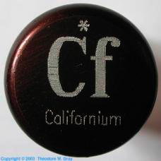 Californium Sample from the Everest Set