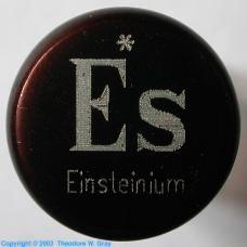 Einsteinium Sample from the Everest Set